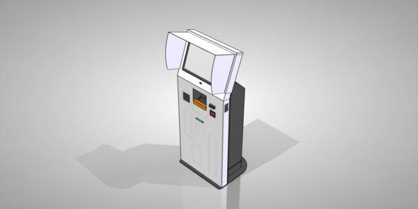 Privacykap - 250mm