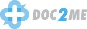 Doc2Me Logo WEB