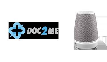 Maak kennis met Doc2Me: de digitale spraak assistent voor arts en patiënt