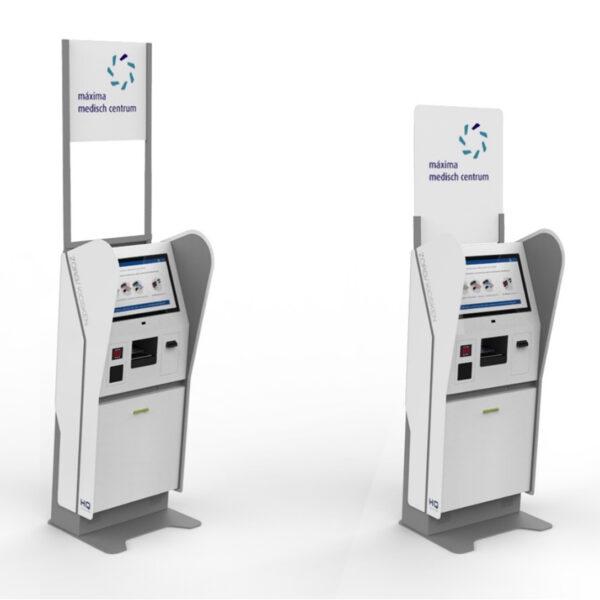 Kiosk Informatiebordhouder