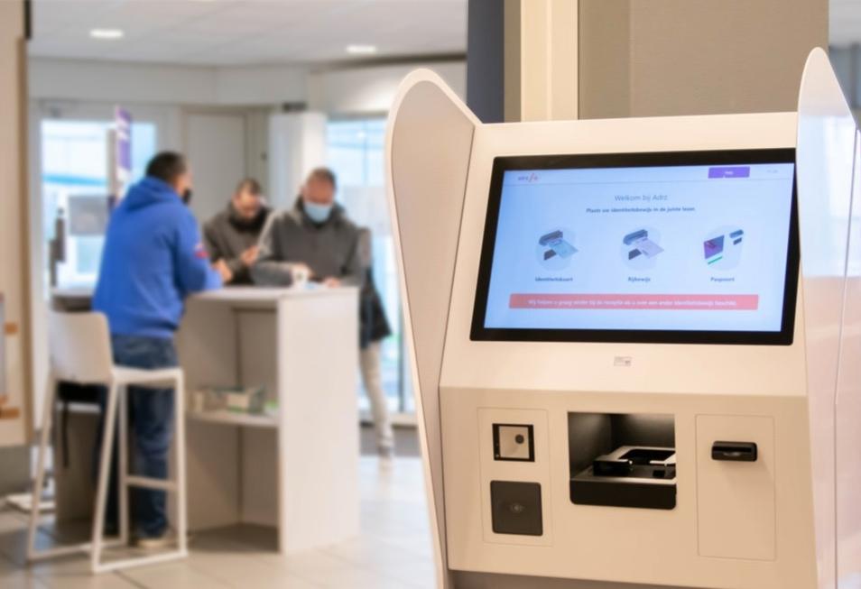 Kiosk ADRZ ChipSoft HQ-Healthcare